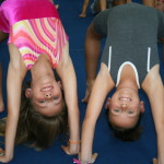 Scripps Ranch Gymnastics Tumbling Class Bridge