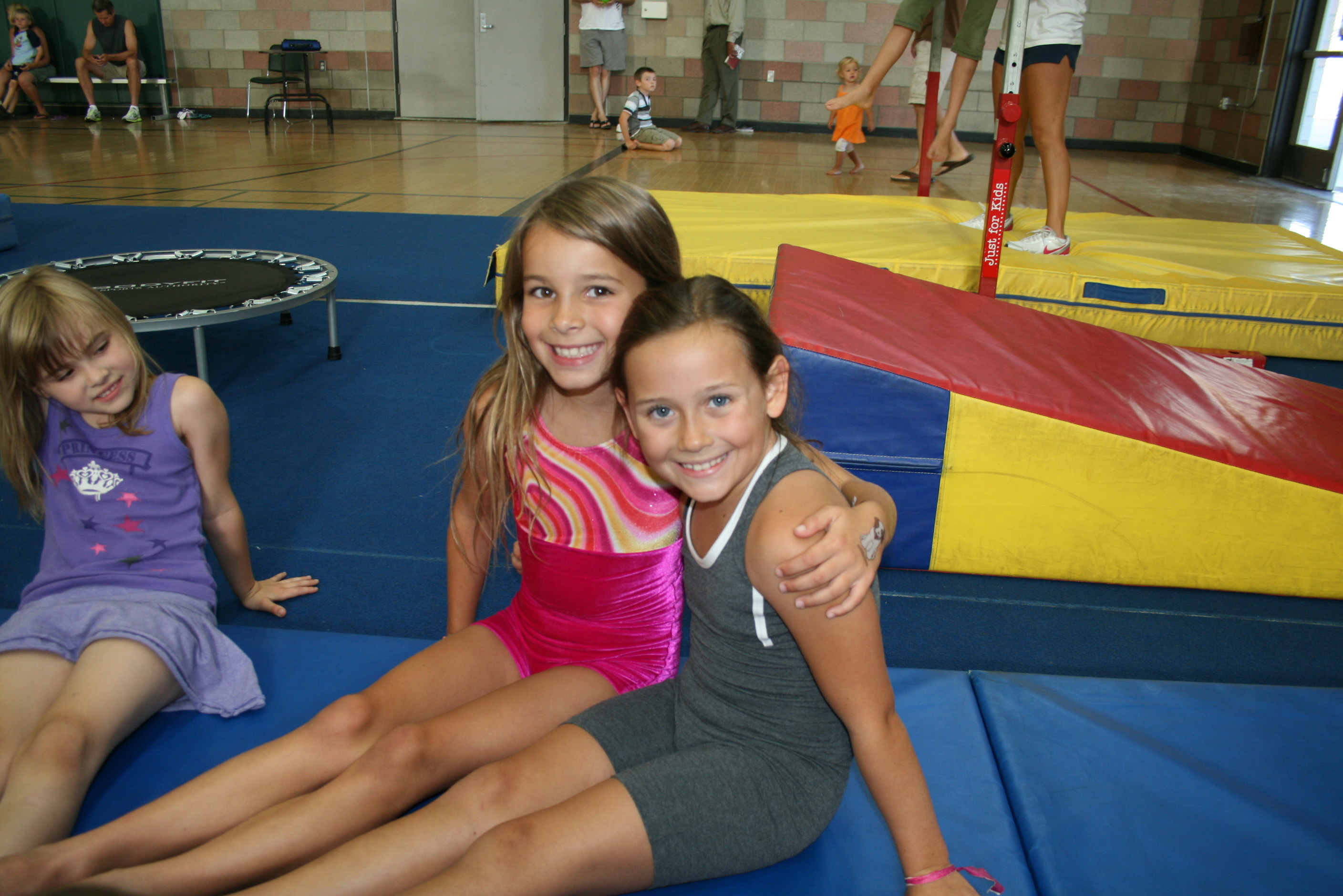 Scripps Ranch Gymnastics Tumbling
